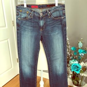 AG jeans (the kiss)